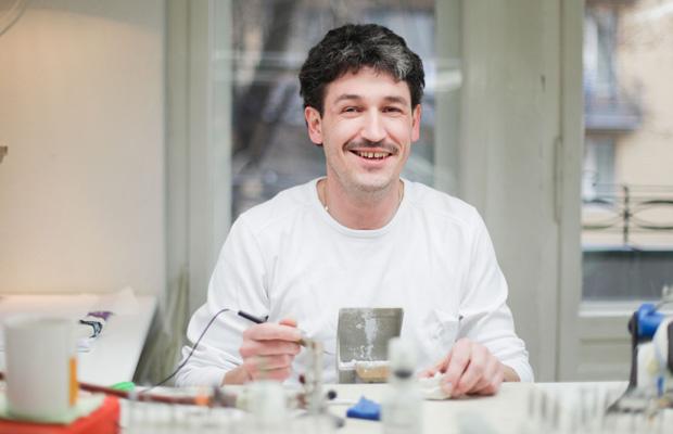 Denis Wolf, Zahntechniker