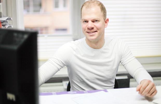 Karl Slotosch, Zahntechnikermeister
